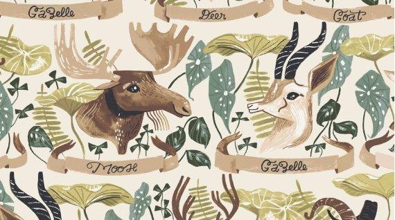 Gardenia - Horned Beast