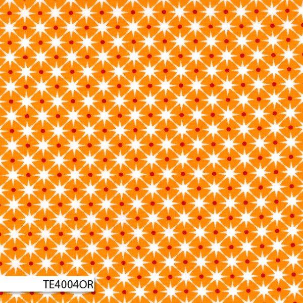 Ellas Basics - Stars Orange