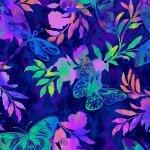 Aflutter - Butterflies Blue