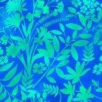 Aflutter - Branches Aqua/Blue
