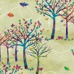 Autumn Hues Small Trees