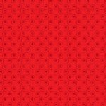Quilt Camp Commas Red