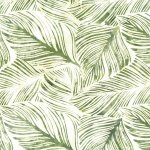 Bali Batiks Large Leaf Parsley