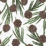 Holiday - Meet Magnolia Pinecones