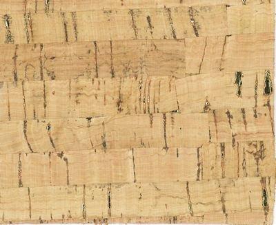 Cork Fabric - 1 yard - Natural Gold