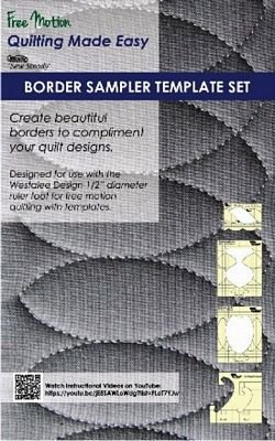 Border Sampler Template Set