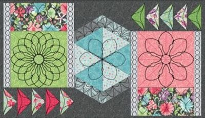 Meadow Dance Beautiful Borders Ruler Set (4 pc)- Low Shank