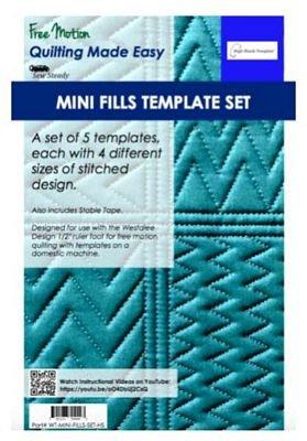 Mini Fill Collection - 5 templates