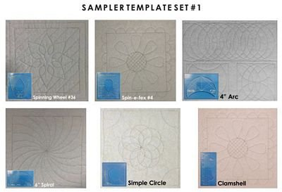Template Sampler Set