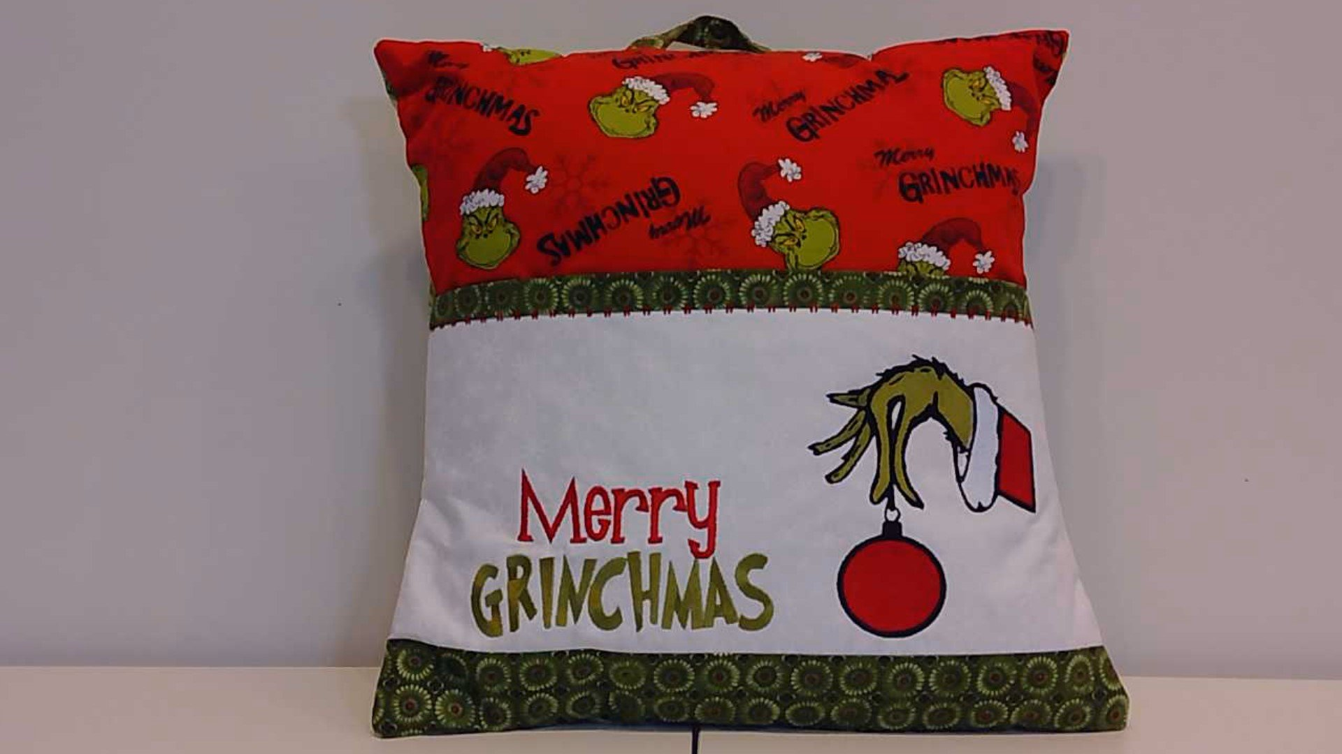 Grinch Merry Christmas