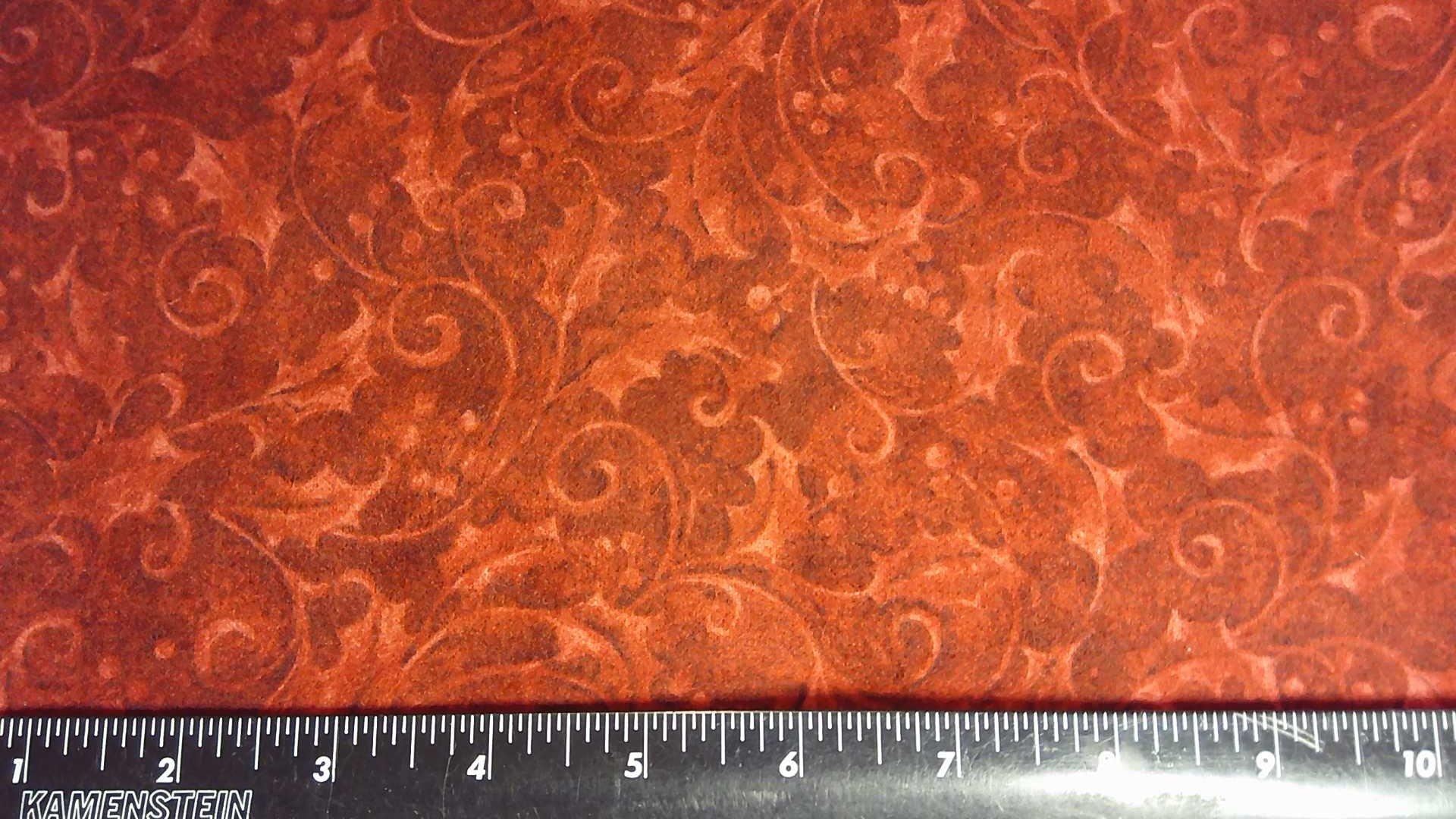 Halvorsen Holiday Flannel 3701F
