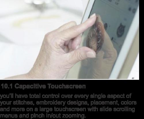 10.1 Capacitive Touchscreen