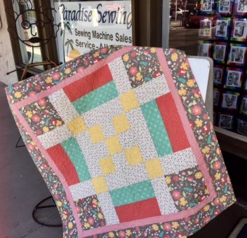 Beginning Quilting with Jerre