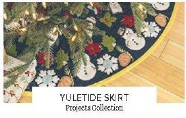 Yuletide Skirt