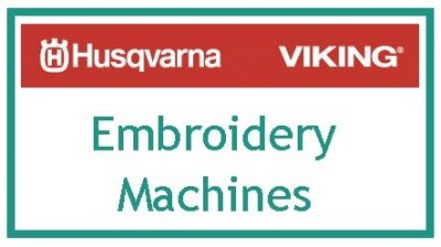 Husqvarna Embroidery Machines