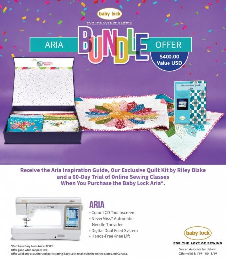 Aria Bundle