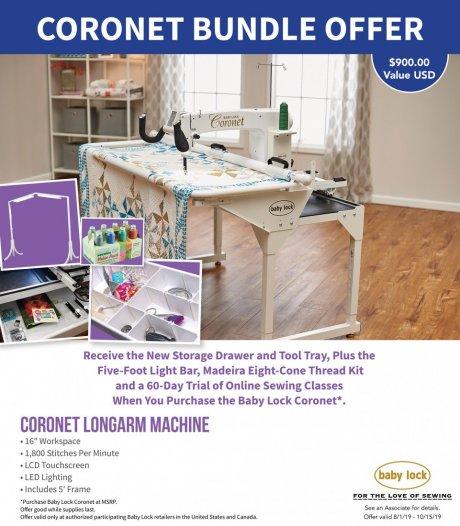 Coronet Bundle