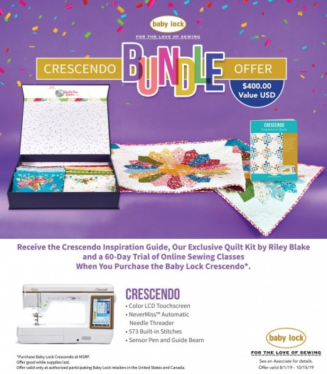 Crescendo Bundle