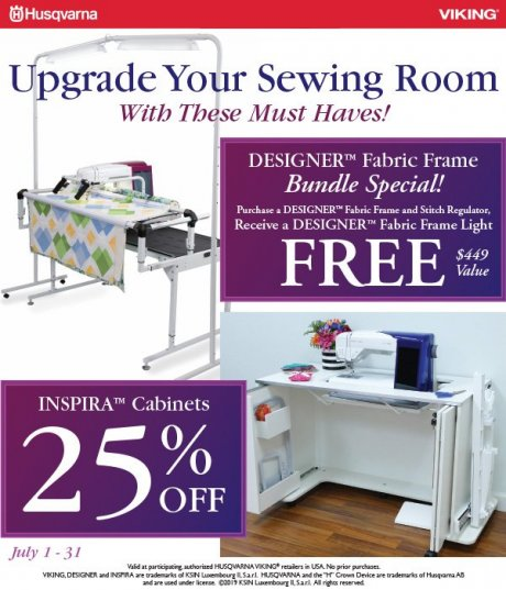 Upgrade your Sewing Room