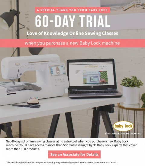 60 Day Love of Knowledge Trial Offer
