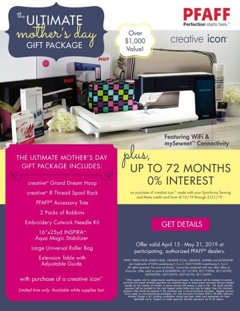 Ultimate Mother's Day Package