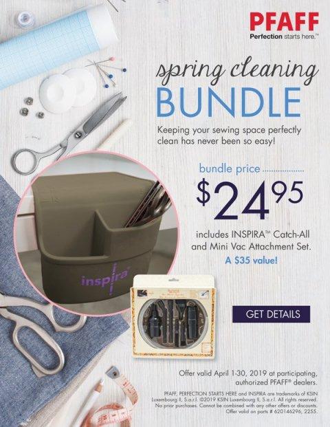 Spring Cleaning Bundle