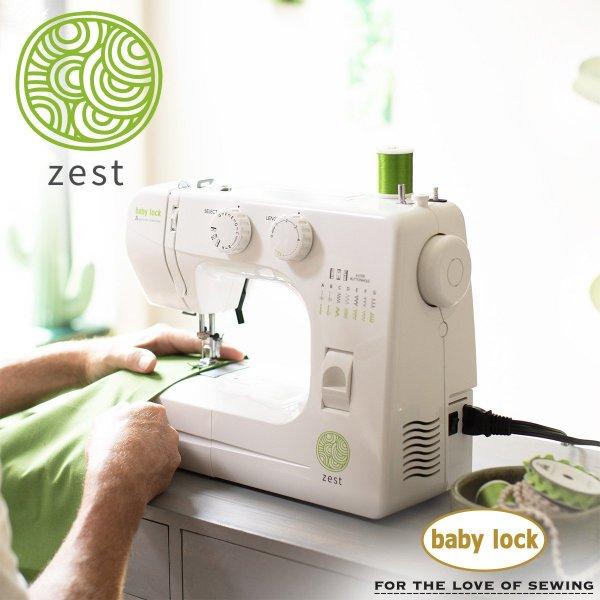 Baby Lock Zest