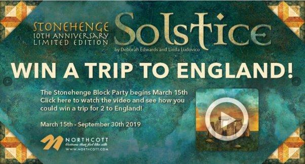 Solstice Challenge