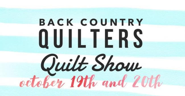 Back Country Quilt Show