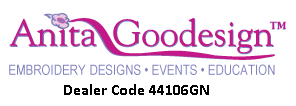 Anita Goodesign Logo