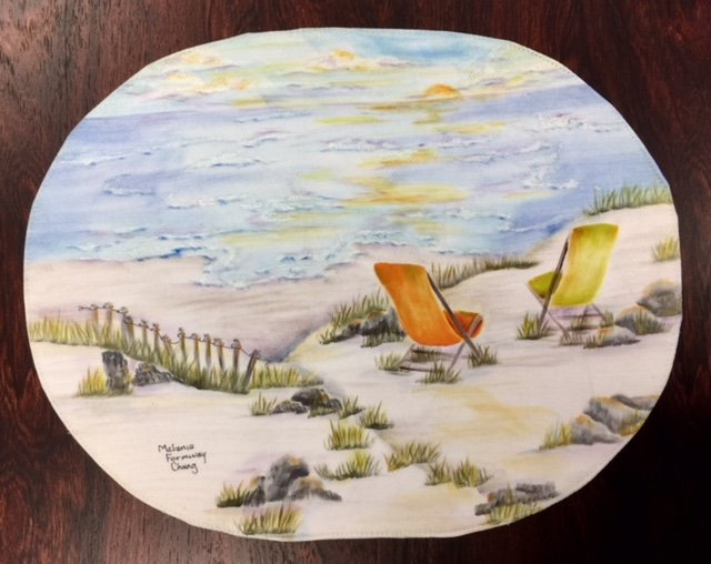 Beachy Placemat