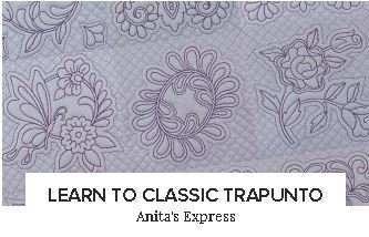 Learn to Classic Trapunto