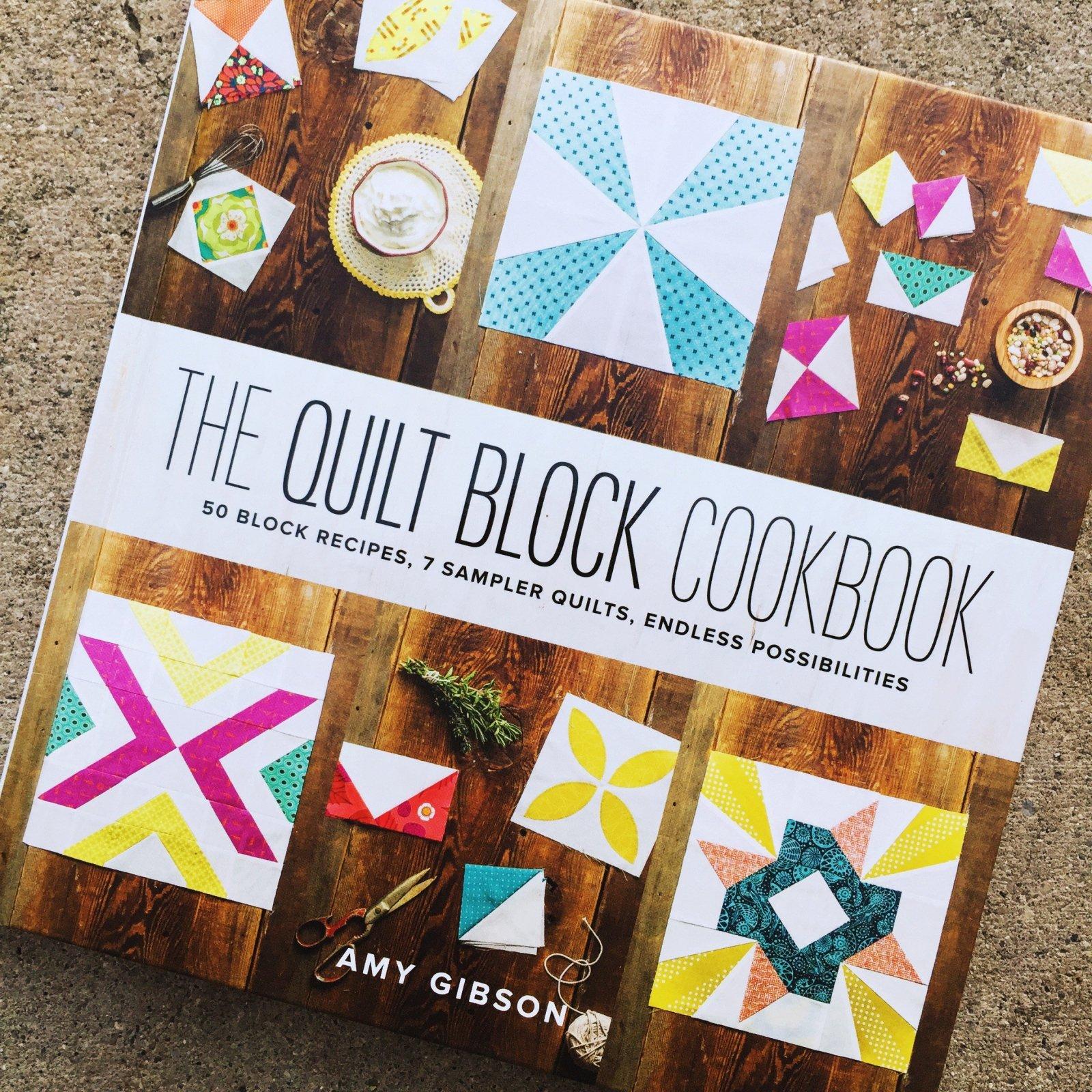 2019 Quilt Block Cookbook
