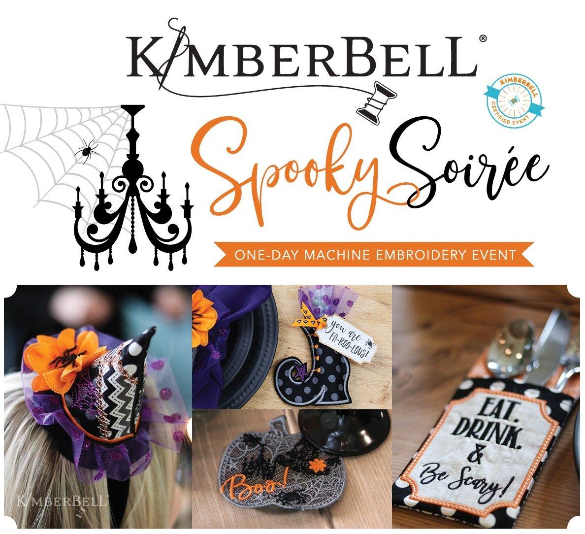 Kimberbell Spooky Soiree