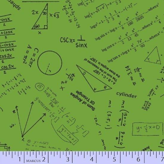 Marcus Do The Math Formulas 0553 0515 Green