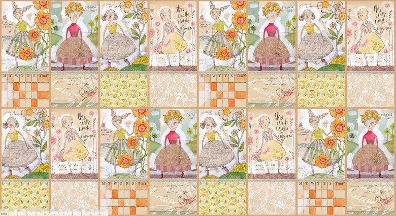 Bloom & Grow by Cori Dantini - Tiny Truths Panel 112.125.02.1