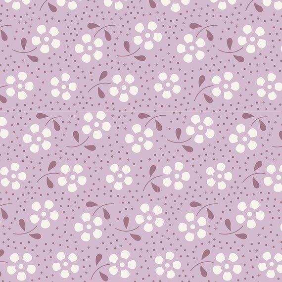 Tilda Meadow Lilac 130090