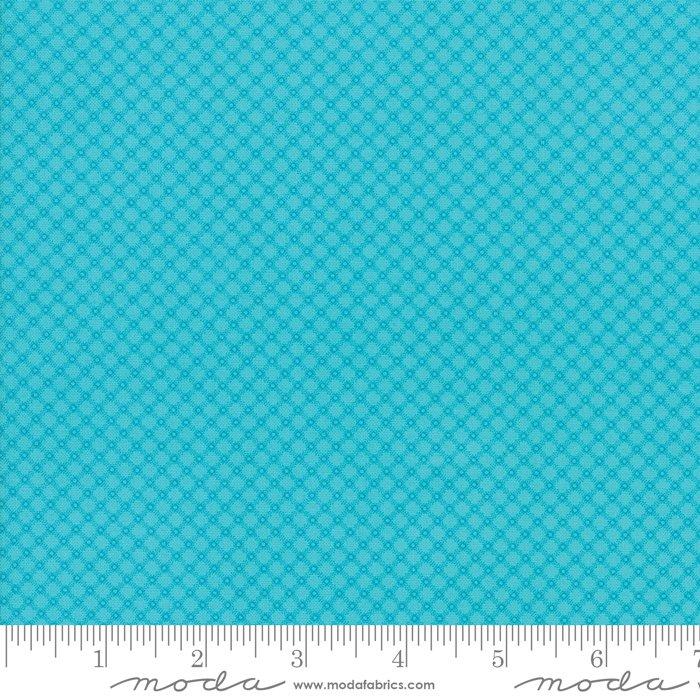 Fiddle Dee Dee  22384 11 Turquoise