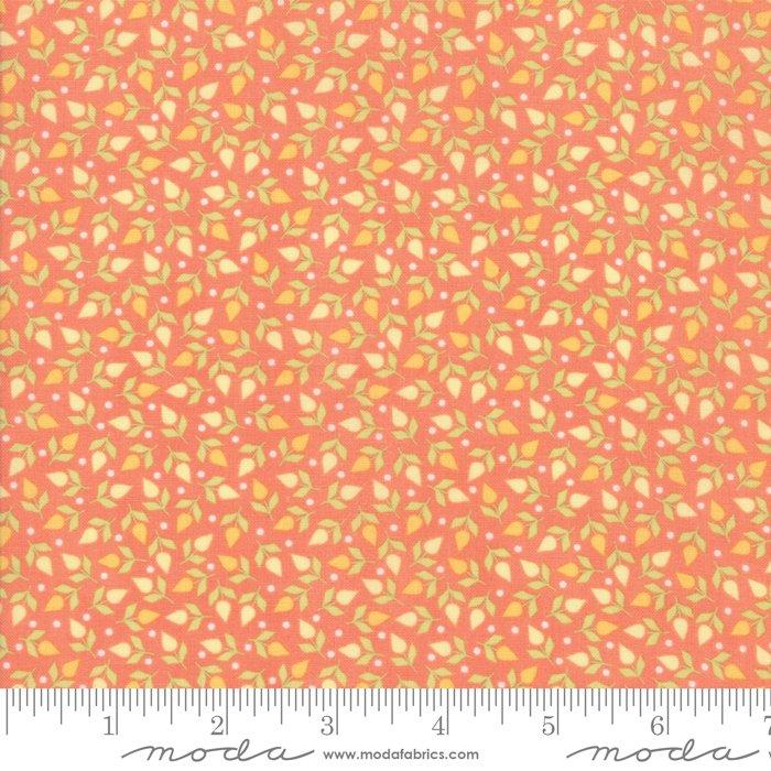 Sunnyside Up 29055 15 Coral Tiny Buds