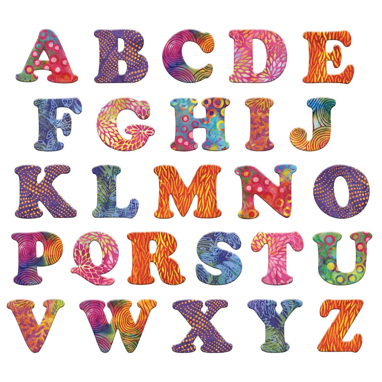 Accuquilt GO! Carefree Alphabet Set (2-Die Set) 55092