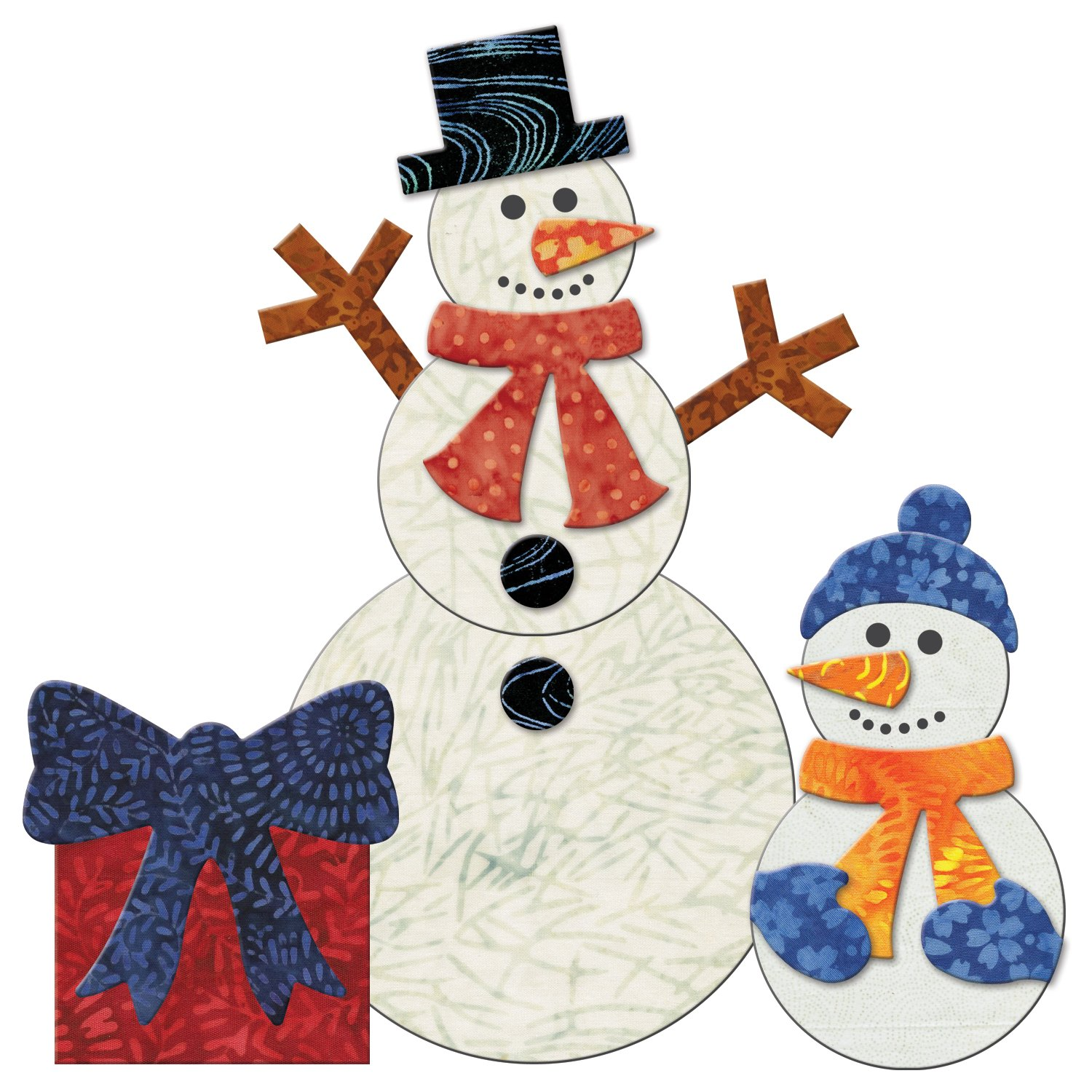 Accuquilt GO! Holiday Accessories 55321
