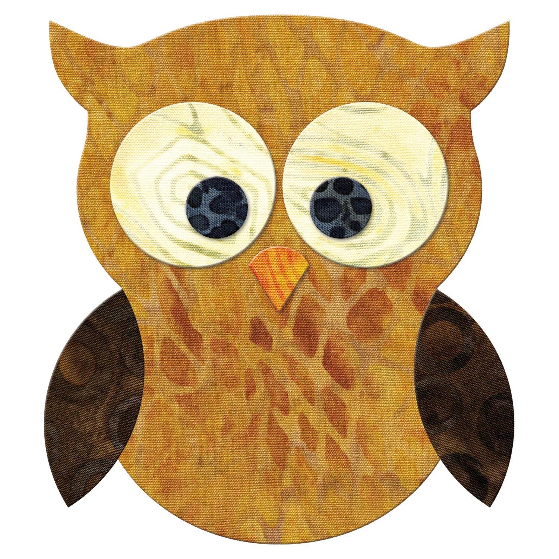 Accuquilt GO! Owl 55333