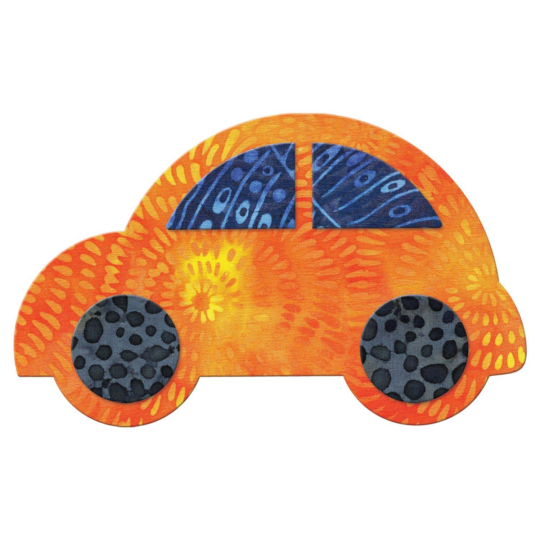 Accuquilt GO! Cute Car 55354