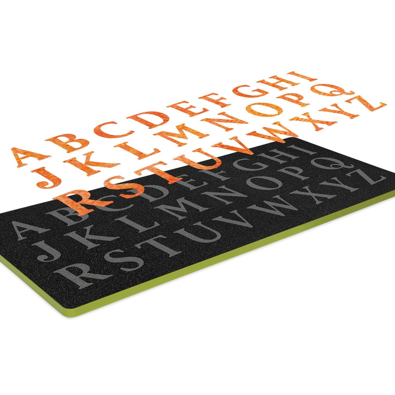 Accuquilt GO! Classic 2 Alphabet Uppercase Set Die 55559