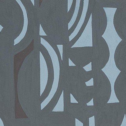 Alexander Henry Ghastlie Screen Blue Gray 8790DR
