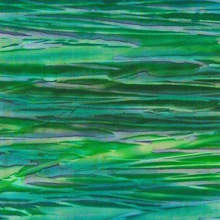 Robert Kaufman Patina Handpaints AMD-20068-40 Emerald