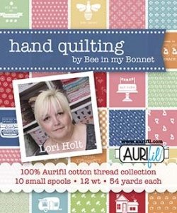 Thread Hand Quilting by Bee in my Bonnet