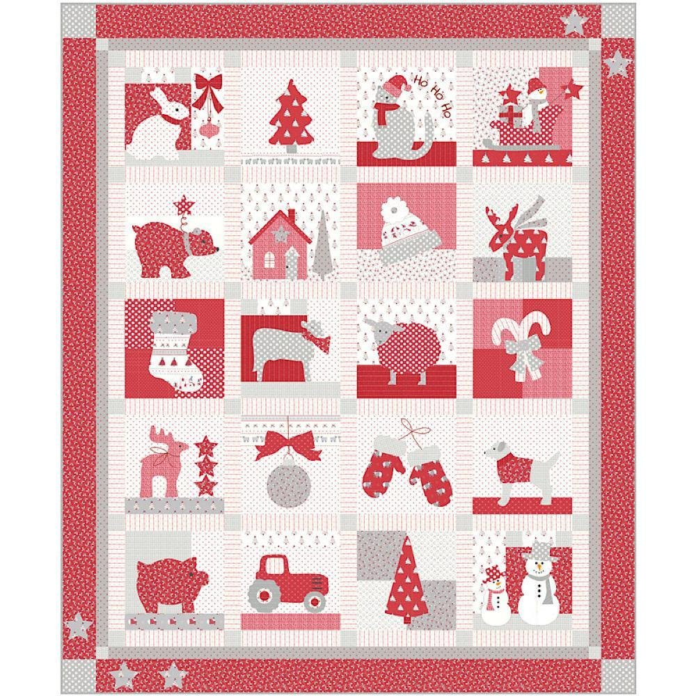 Country Christmas by Bunny Hill Designs            2 in stock