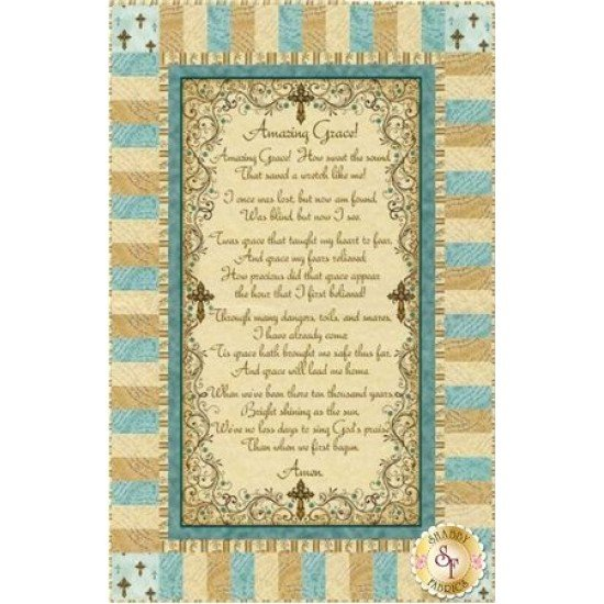 Amazing Grace Quilt Kit