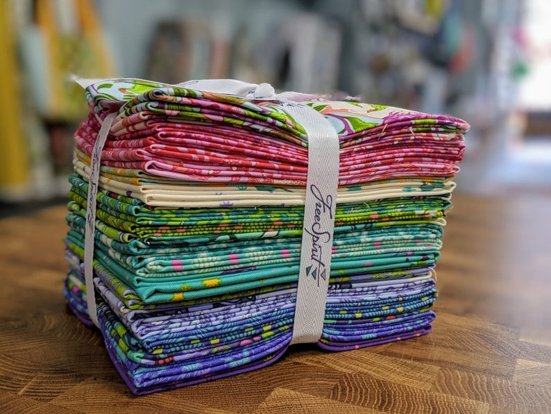 Pinkerville Fat Quarters